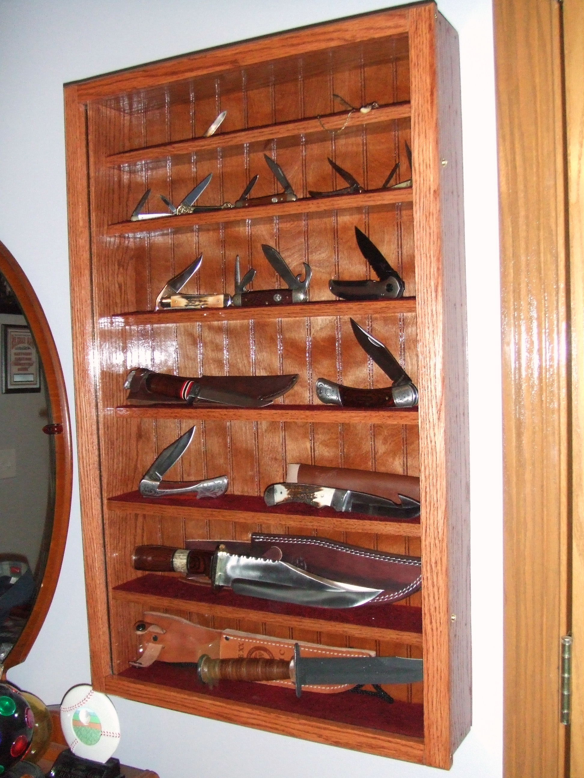 Wall Display Cases On Sale Pictures